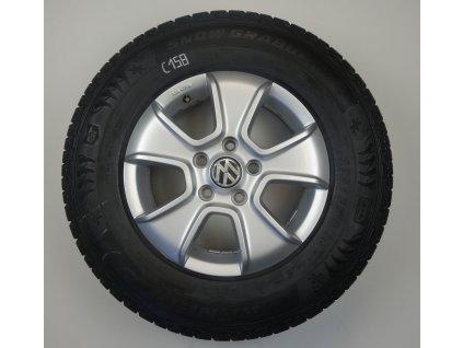 "Volkswagen Amarok 16"" Originální zimní sada"