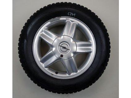 """Opel Zafira 15"""" Originální zimní sada"""