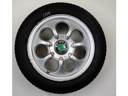 """Škoda Roomster 15"""" Originální letní sada"""