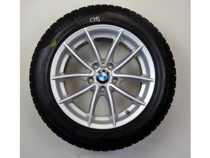 "BMW X3  17"" Originální zimní sada"