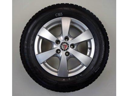 """Volkswagen Tiguan 16"""" zimní sada"""