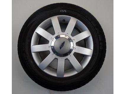"""Ford Fusion 15"""" Originální letní sada"""