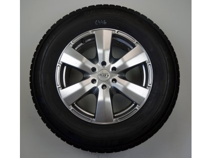 "Nissan Pathfinder 17"" zimní sada"