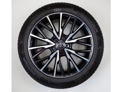 """Toyota C-HR 18"""" Originální letní sada"""