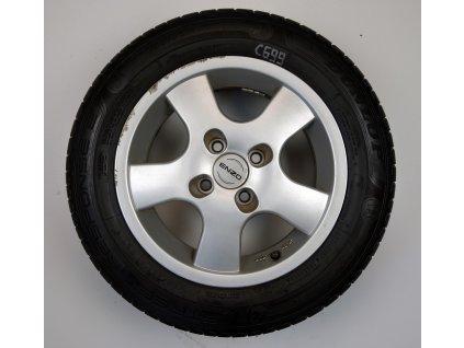 "Mazda 2 14"" letní sada"