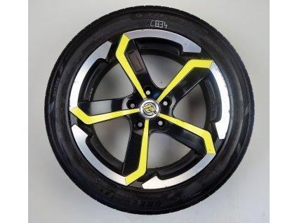 "Opel Vivaro 18"" letní sada"
