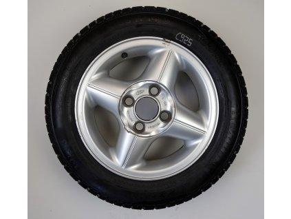 """Ford Fiesta 14"""" Originální zimní sada"""