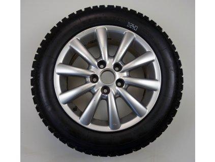 "Volkswagen Sharan 16"" Originální zimní sada"