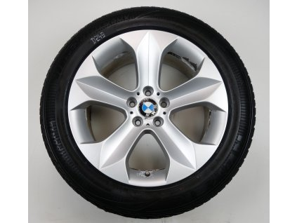 "BMW  X6 E71 19"" Originální zimní sada"
