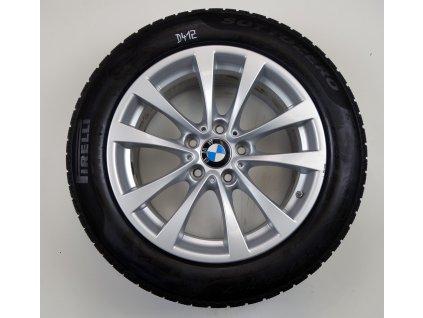"""BMW X3 X4 17"""" Originální zimní sada"""