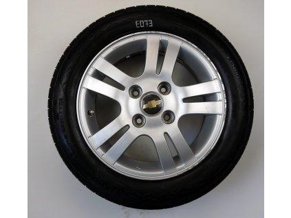"""Chevrolet Lacetti 15"""" Originální letní sada"""