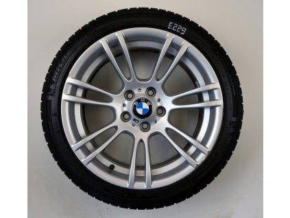 """BMW 1 3 M1 M3 E82 E90 E91 E92 E93 18"""" Originální zimní sada"""
