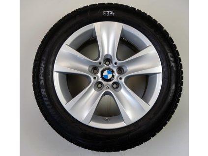 """BMW 5 F10 F11 17"""" Originální zimní sada"""