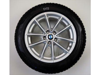 "BMW  5 G30 G31 17"" Originální zimní sada"