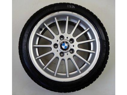 """BMW 3 E90 E91 E92 17"""" Originální zimní sada"""