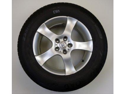 """Hyundai SantaFe 17"""" zimní sada"""