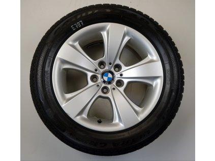 """BMW 6 E63 E64 17"""" Originální zimní sada"""
