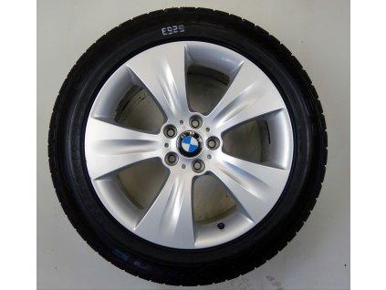"BMW X5 E70 19"" Originální zimní sada"