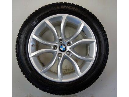 "BMW X6 F16 19"" Originální zimní sada"