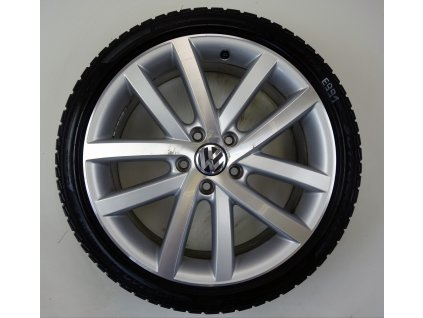 "Volkswagen Touran 18"" Originální zimní sada"