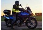 Reflexní vesty Lifetex pro motorkáře