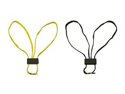 vyr 83HT 01 Y HT 01 B Textile Handcuffs