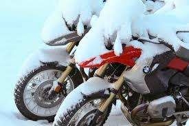 Zazimování motorky – aneb jak uložit svoji mašinu k zimnímu spánku