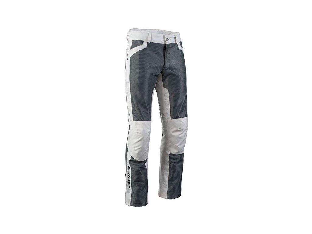 MBW SUMMER PANTS BEIGE pánské a dámské textilní motokalhoty