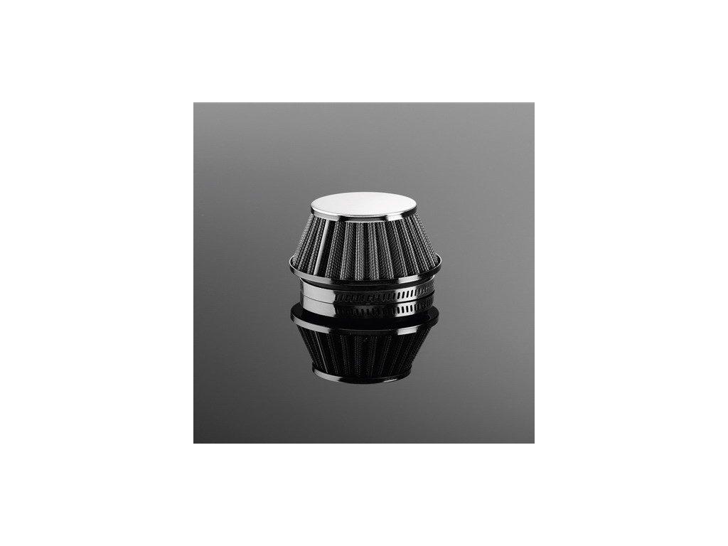 Highway Hawk Vzduchový filtr STRAIGHT - košíček, průměr 60mm