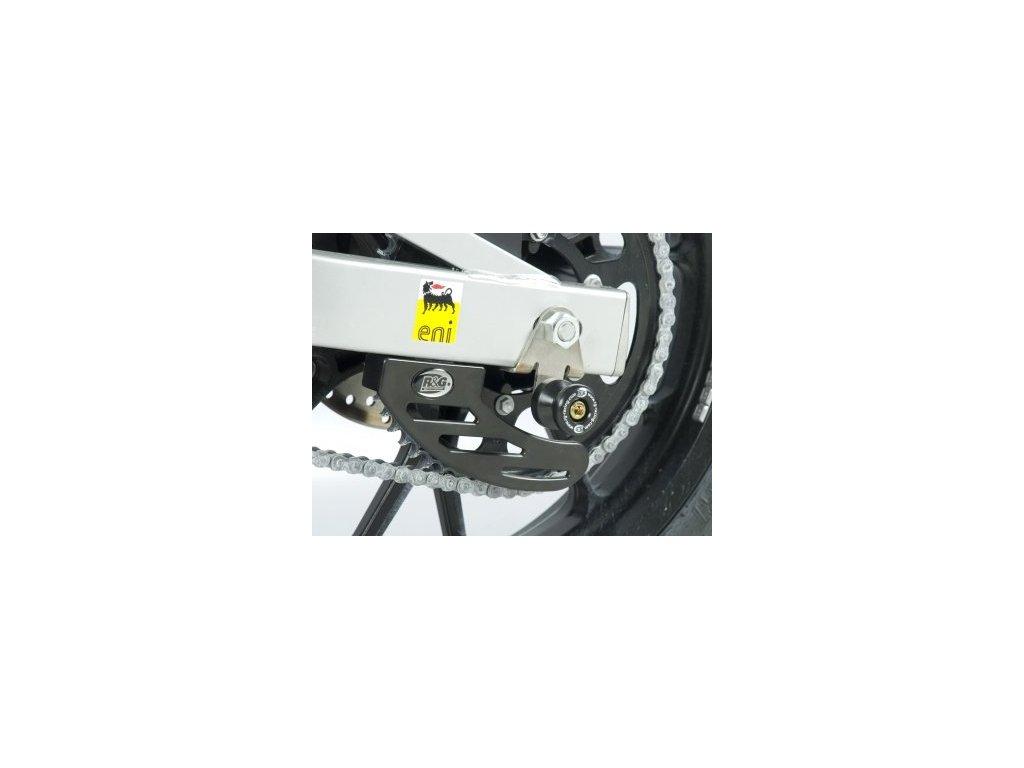Ochranné špulky do kyvky (pár) pro Aprilia RS4 125 (2011)