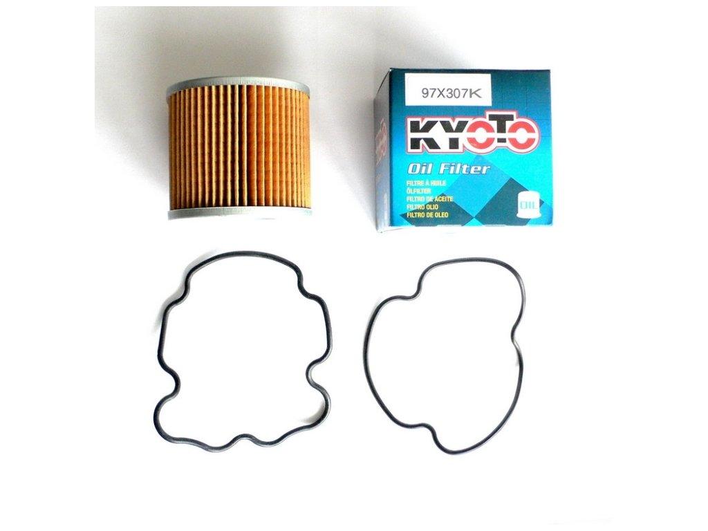 Olejový filtr KYOTO pro motocykly Suzuki GS 400/500/550/650/850/1000/1100, GSF 400, GSX 400/550/750/1000