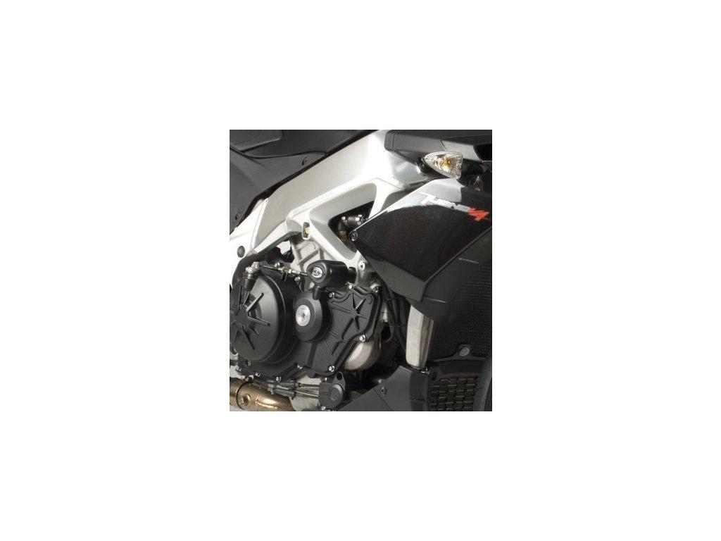 Aero padací chrániče RG Racing pro motocykly APRILIA V4 Tuono (´11-)