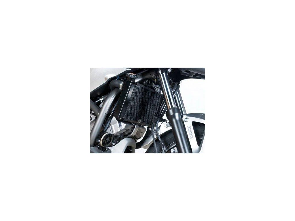 Ochranná mřížka chladiče RG Racing pro motocykly HONDA NC700S/X, černá