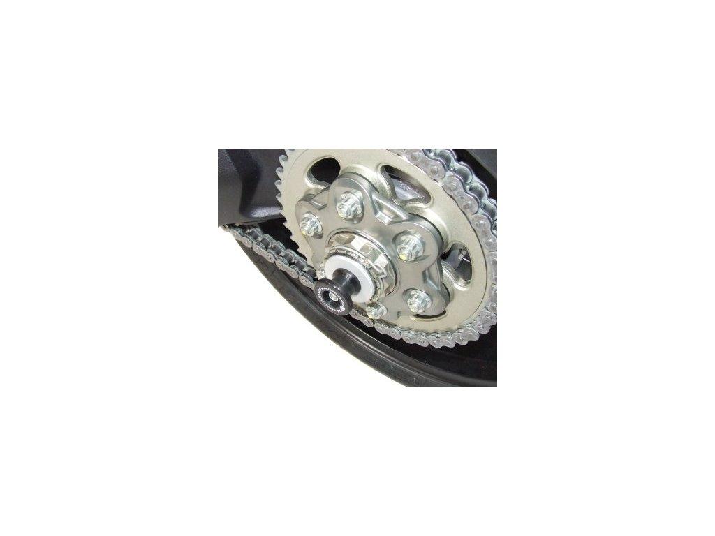 Chrániče osy zadního kola RG Racing pro motocykly Ducati Diavel a X Diavel