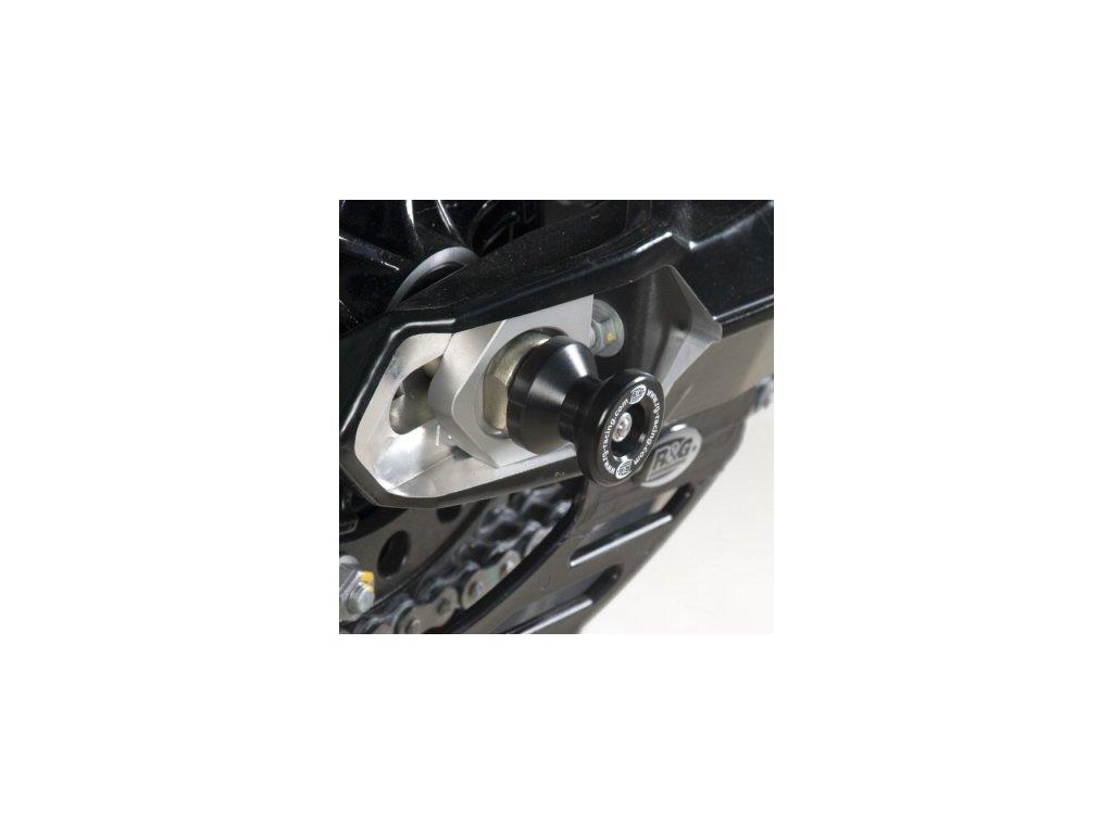 Chrániče osy zadního kola RG Racing pro motocykly Husqvarna Nuda