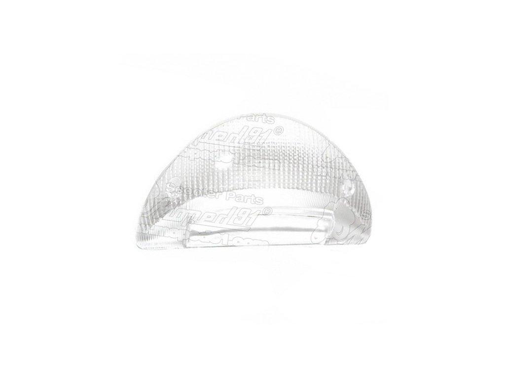 Sklíčko zadního světla YAMAHA AEROX 50-100 (97-04) / MBK NITRO 50-100 (97-04) ,priesvitné TNT TUNING