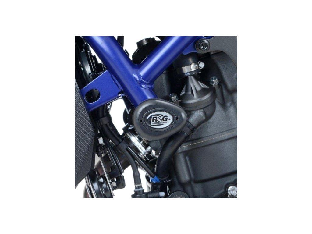 Aero padací chrániče - Yamaha MT-07, černé