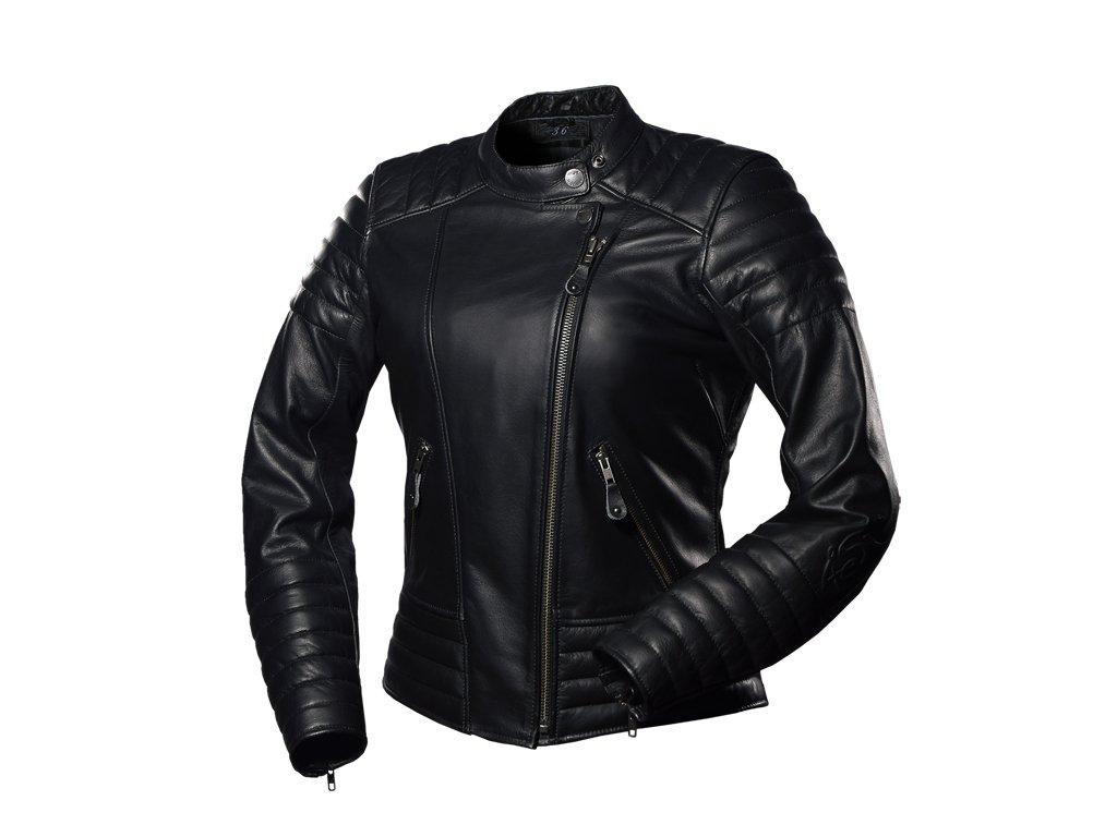 4SR COOL LADY dámská kožená moto bunda - MotoNero.cz 2cf8ba69992