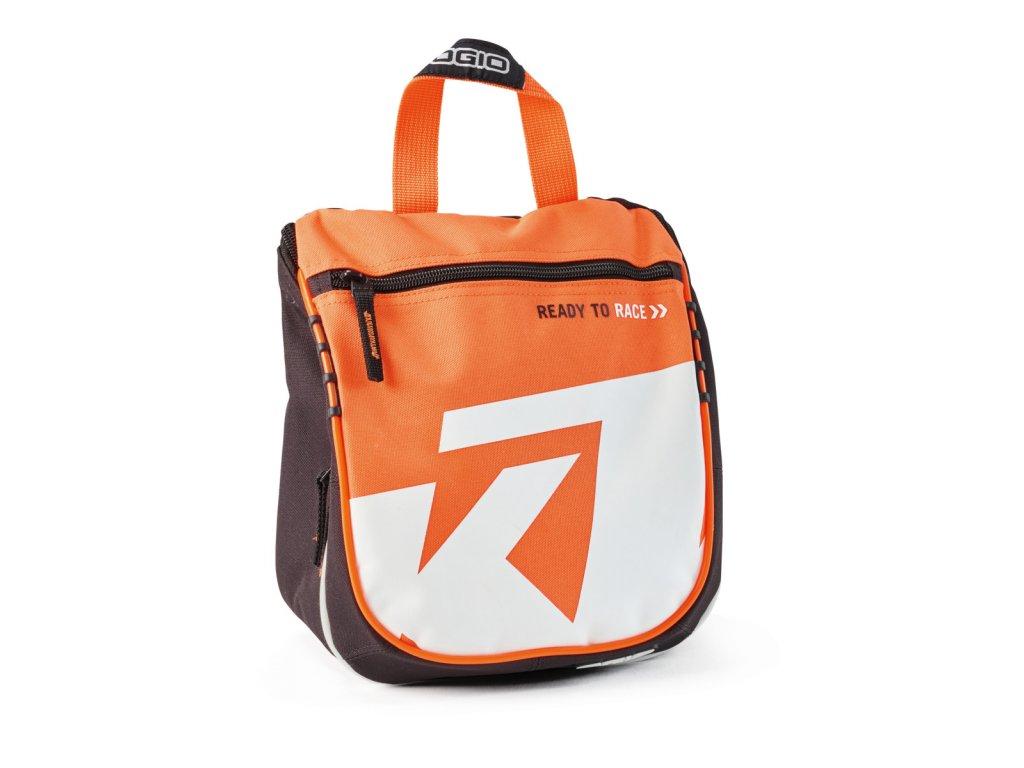 78009e1d23 KTM CORPORATE DOPPLER TOILET BAG 2019 kosmetická taška - MotoNero.cz