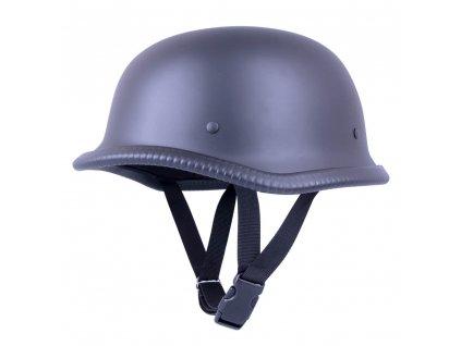 Retro otevřená moto helma Sodager DH-001
