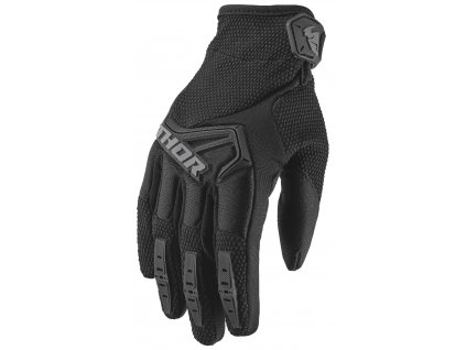 thor spectrum youth gloves black