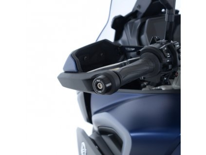 Závaží RG Racing do řidítek Yamaha Tracer 900 GT, černá