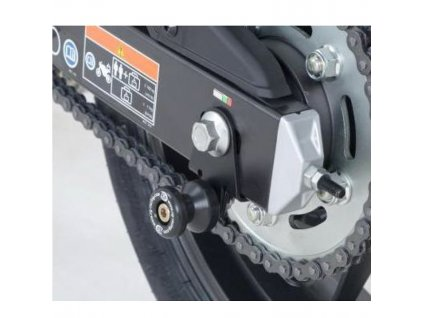 Přídavné ochranné špulky na kyvku (pár), Honda CBR500R / CB500F '13 - / CB500X