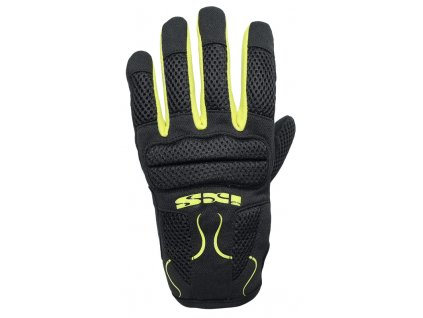 IXS SAMUR EVO LADY GLO BLACK YELLOW