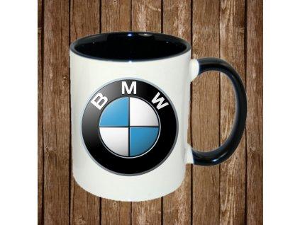 Hrneček s motivem BMW