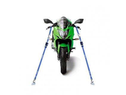 Popruhy pro přepravu motocyklu - nosnost 1200kg