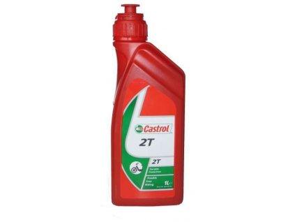 CASTROL motorový olej dvoutaktní  2T, 1l lahev