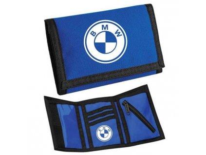 Peněženka BMW černá