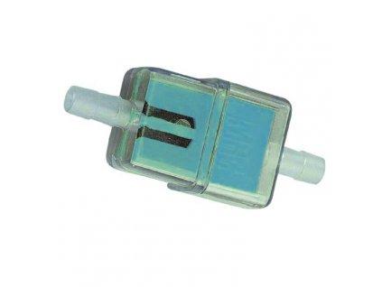 Palivový filtr - modrý 60mm