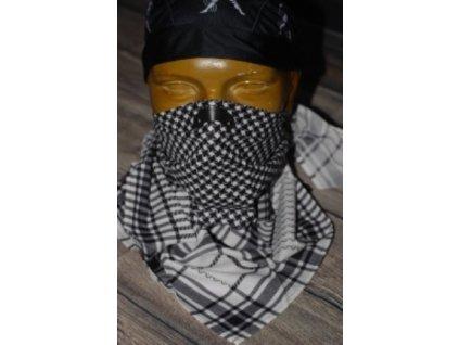 šátek na nos čtverce1